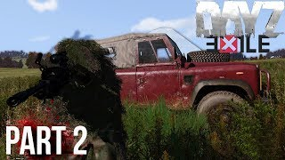 Arma 3 - DayZ Exile Experience - East To West - (1PP HARDCORE) - getplaypk
