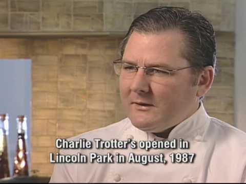 Chef Charlie Trotter | Talking Management