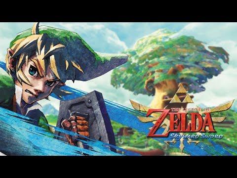 The Legend of Zelda: Skyward Sword #3 - Skyview Temple