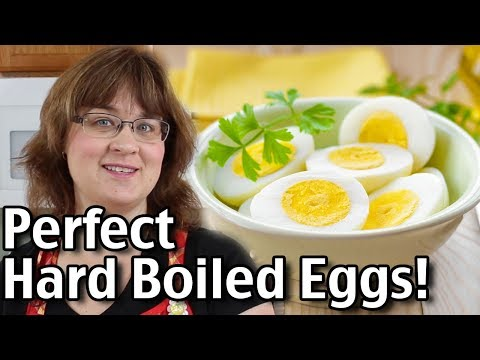 How To Hard Boil Eggs And Make Deviled Eggs!