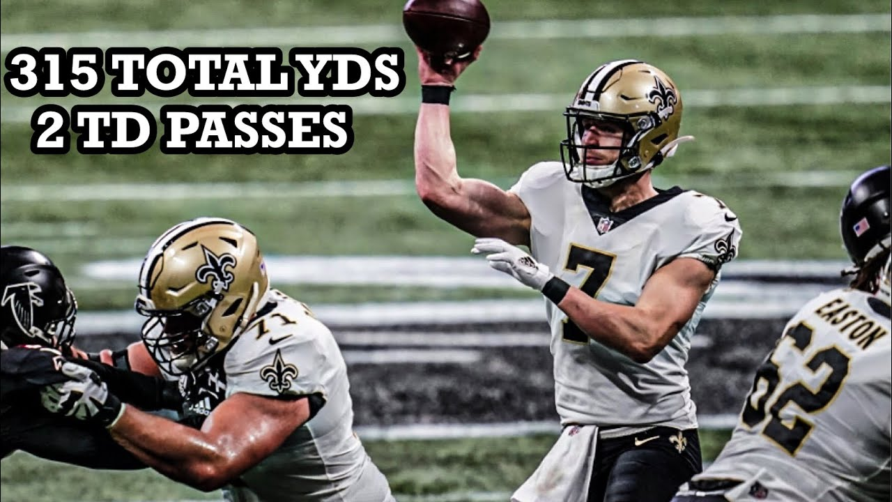 Taysom Hill COOKS the Falcons w/ 315 Total Yds & 2TDs! | Saints vs Falcons Week 13 Highlights