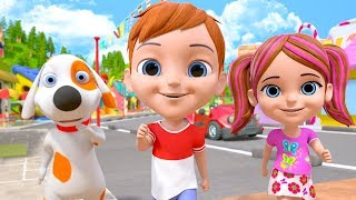 Download To Market To Market | Nursery Rhymes for Children | Cartoons for Babies by Little Treehouse Video