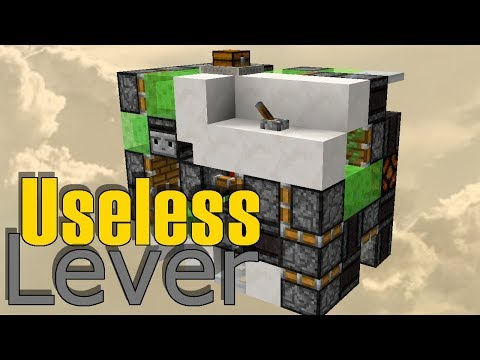 Movable Useless Lever!