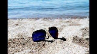 Солнце, воздух и вода! Пляж пансионата Лазурный берег Чок-Тал Иссык-Куль. Отдых на Иссык-Куле 2017