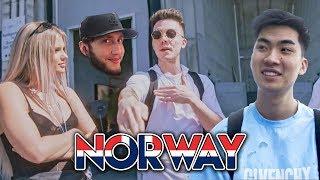 VISITING NORWAY!! ft. RiceGum, FaZe Banks, Alissa Violet