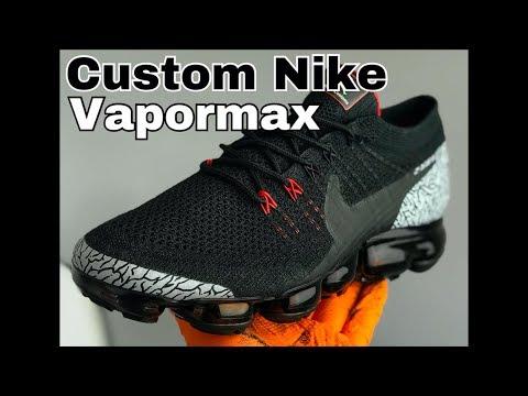 Custom Nike Vapormax