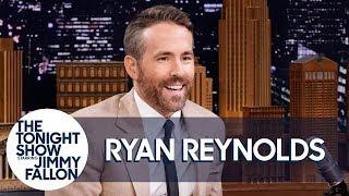 Download Ryan Reynolds Describes His Pikachu Method Acting Process Video