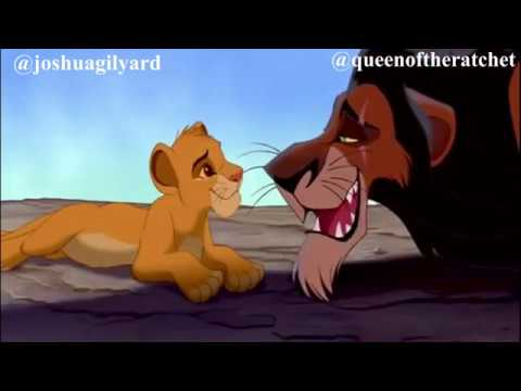 THE LION KING - QUEEN OF THE RATCHET