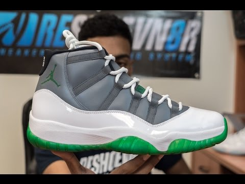 Restorations with Vick - Air Jordan 11 Custom