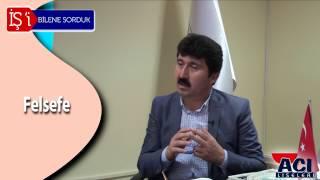 Ankara Yıldırım Beyazıt Üniversitesi - Felsefe Bölümü Tanıtımı