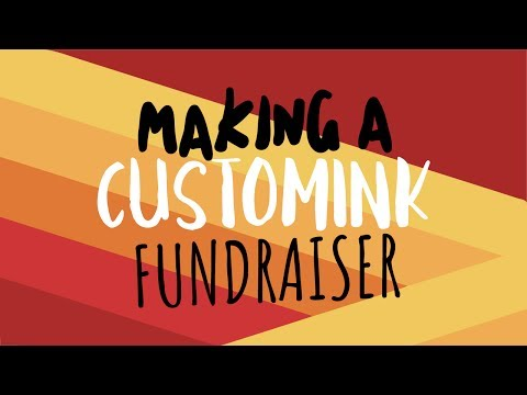 How to Make a Tshirt Fundraiser Using CustomInk's Booster