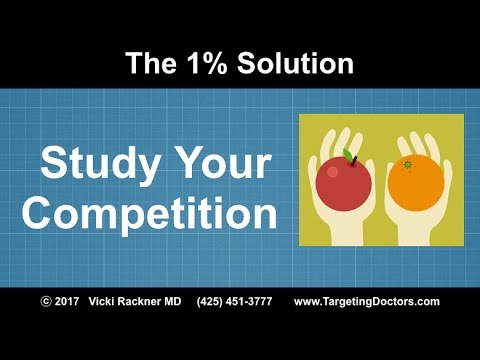 Study Your Competition
