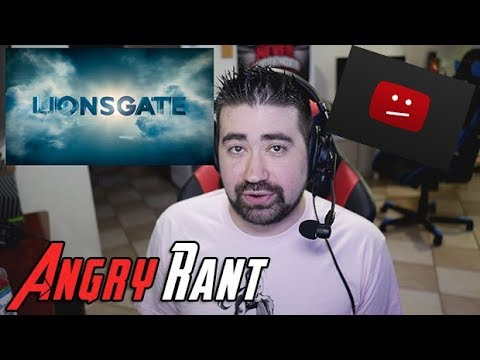 Lionsgate & YT Copyright Claims are out of Control! - Angry Rant
