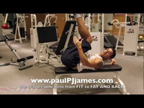 BUILD ROCK HARD ABS: WITH FITNESS EXPERT, CELEBRITY TRAINER, CHEF AND AUTHOR, PAUL 'PJ' JAMES.