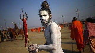 क्या है रहस्यमयी नागा साधुओं का इतिहास|What is the mystery behind superhuman endurance of naga Sadhu