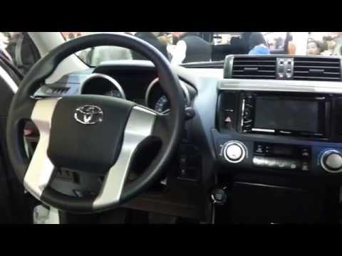 Toyota Prado Tx 2015 Video Interior Colombia