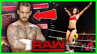 WWE BREAKING NEWS: NEW COMPANY WANTS TO SIGN CM PUNK