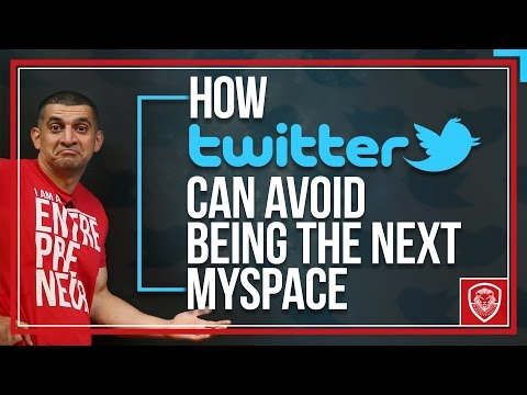 Can Twitter Avoid Being the Next Myspace or Yahoo?