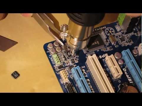 Replacing HD Audio Codec