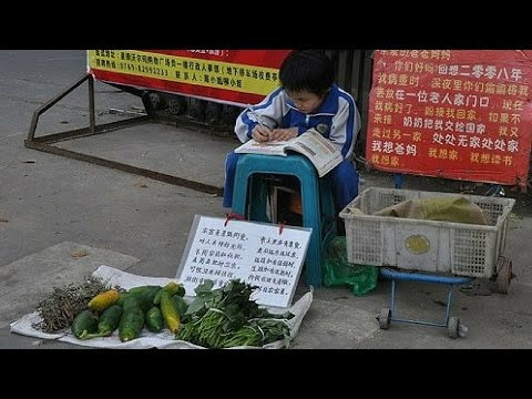 Yang Xiuxia - Sells Vegetable on the Street to Find Birth Parents | 杨秀夏