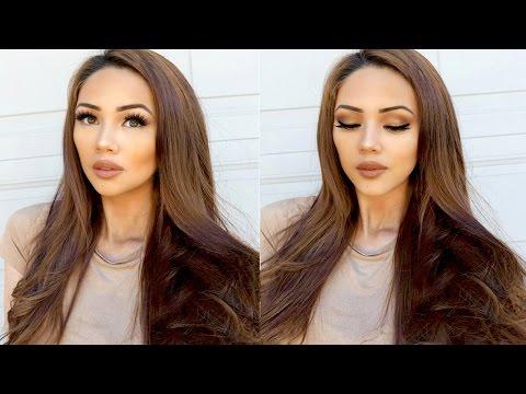 Bronze Glow Makeup Tutorial // Current Go-To Makeup