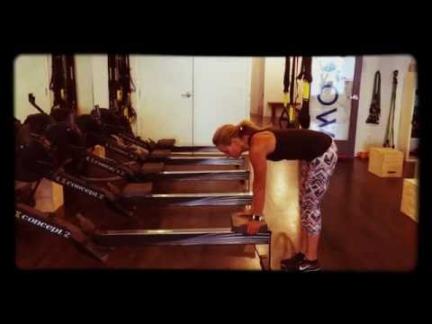 Non rowing exercises you can do with a rower (rowing machine)