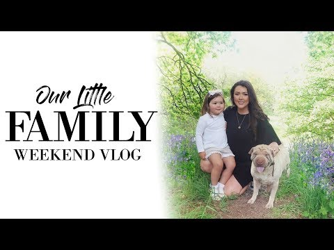 REAL FAMILY WEEKEND VLOG | MY HUSBAND LEARNED HOW TO FLOSS