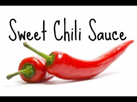 How to make sweet chili sauce - Recipe for piri piri sauce - 甜辣醬配方 manis resipi sos cili