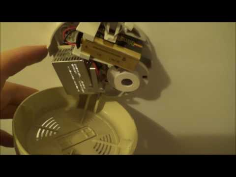 How To Change the Battery in Various SMOKE ALARMS / DETECTORS