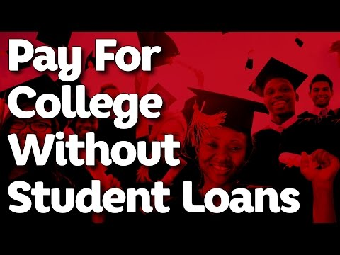 Black Health and Wealth Show | How To Pay For College Without Loans