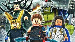 LEGO Marvel : Thor: Ragnarok Minifigures - Showcase