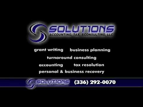 Solutions Accounting Tax, _amp; Consulting, LLC - Consulting.mp4