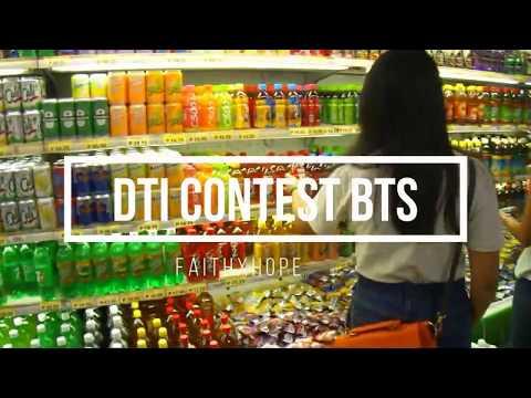 DTI CONTEST BTS