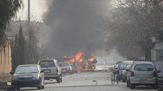 Download Afghanistan : deux attentats revendiqués par les talibans Video