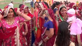New Rajasthani Wedding Dance Video 2018 | New Dj song 2018 | मारवाड़ी डांस वीडियो