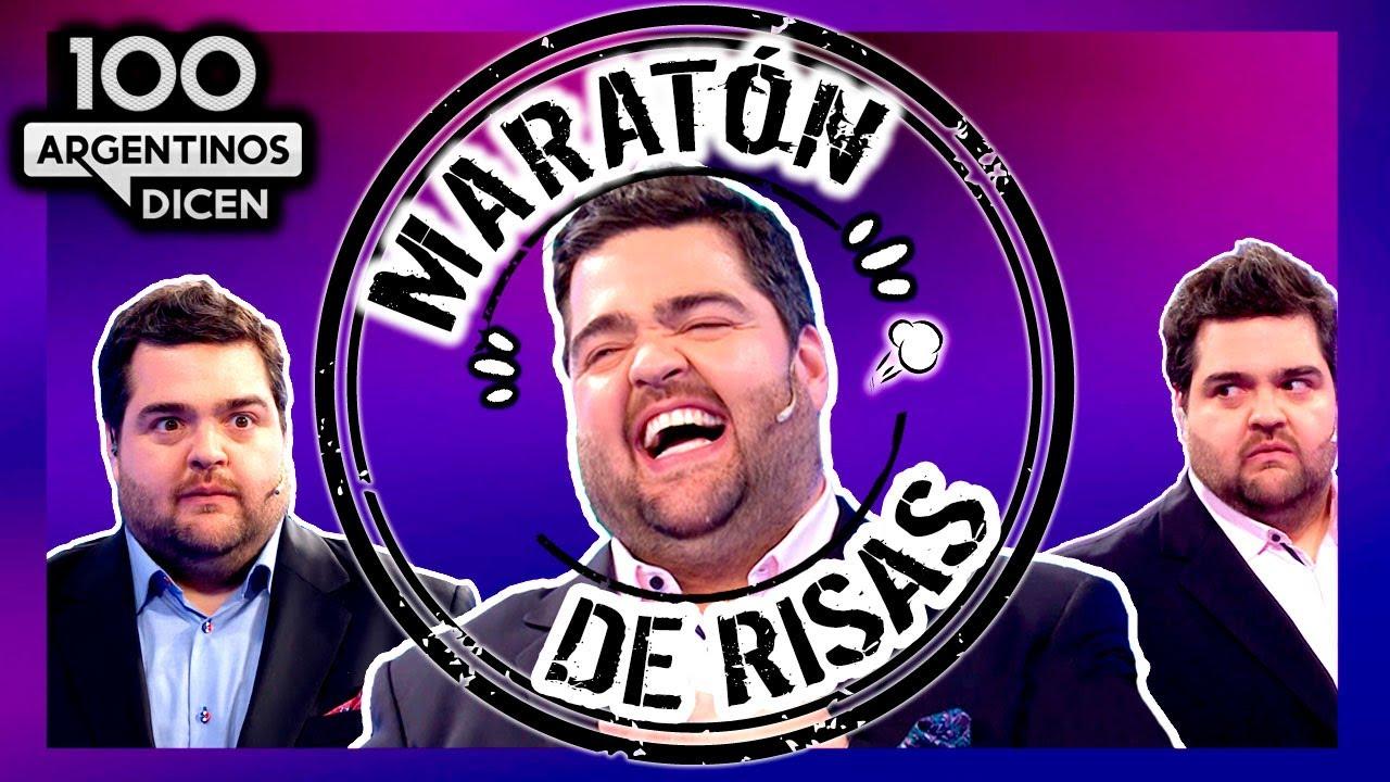 MARATÓN DE RISAS Y CARCAJADAS - 90 minutos para reír y disfrutar sin parar