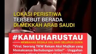 VIRAL!!! Video TKW Mau Diperkosa Majikan