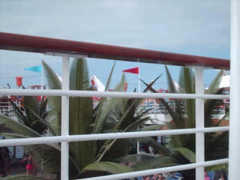 The Carnival Sensation February19th-22nd,2009 Prt2