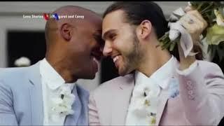 Love TV, Mimbar Daring Nonton Video Pernikahan