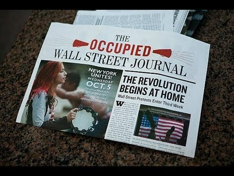 Interview with an Occupied Wall Street Journal Editor