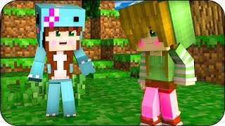 BEBE MILO Y VITA SE TRANSFORMAN EN CHICAS 😍 MINECRAFT ROLEPLAY WHO'S YOUR DADDY