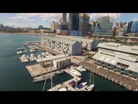 Luxury Water Front Living - Sydney Wharf Apartments