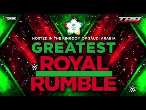 WWE: Greatest Royal Rumble 2018 -