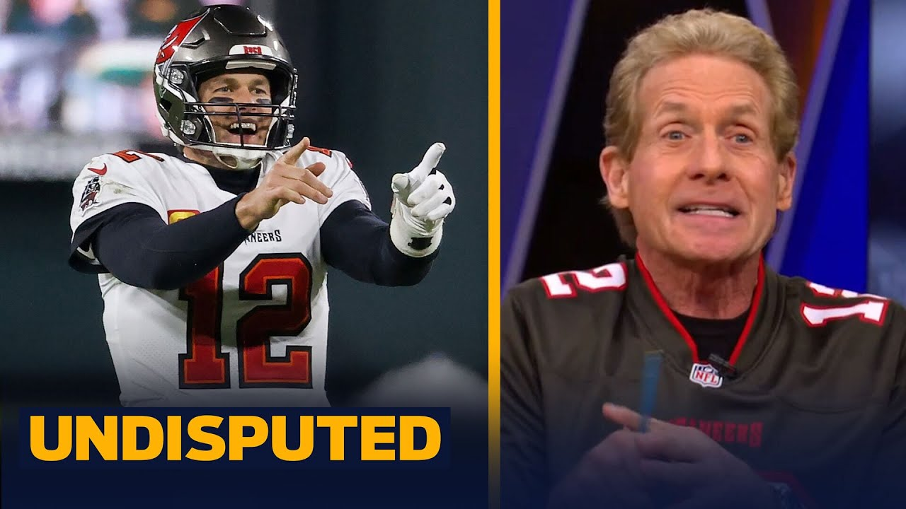 Skip & Shannon on Tom Brady's Bucs historic win over Packers in NFC Championship   NFL   UNDISPUTED