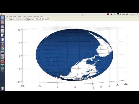 MATLAB Help - Texture Map