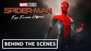 Download Tom Holland Explains Spider-Man: Far From Home's New Spidey Suits Video