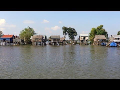 Cambodia - Lake Tonle Sap