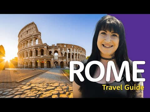 🇮🇹 ROME Travel Guide 🇮🇹  | Travel better in ITALY!