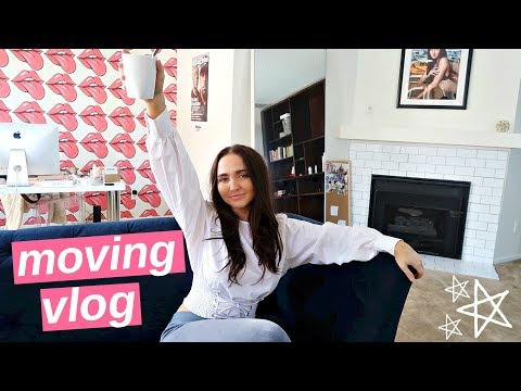 Weekend in my Life: Moving and House Shopping