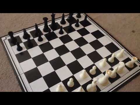 How to beat someone at Chess in 4 moves😮!!!